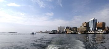 Halifax-Skyline Stockbilder