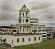Halifax Town Clock Royalty Free Stock Photo