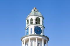 Halifax Town Clock Stock Photo
