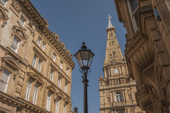 Halifax Town Hall Stock Photography
