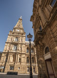 Halifax Town Hall Stock Images