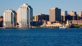 Halifax van de binnenstad, Nova Scotia stock fotografie