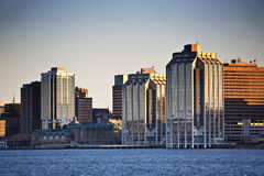 Halifax Waterfront Royalty Free Stock Photo