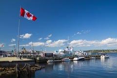 Halifax Waterfront Stock Photos