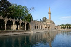Halil Rahman meczet Zdjęcia Stock