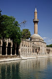 Halil-ur Rahman Mosque and Holy Lake, Baliklikoy, Sanliurfa, Turkey. 