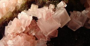 Halite Royalty Free Stock Photos