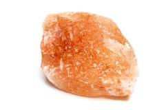 Halite-Mineral lokalisiert stockfotografie