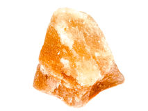 Halite salt crystal Royalty Free Stock Image