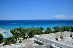 Halkidiki, Griechenland Stockfoto