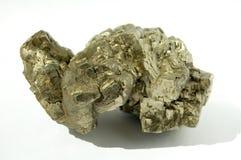 halkopirit золота стоковое фото