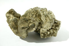 Halkopirit Gold Stockfoto