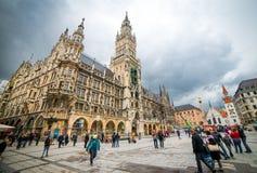 Hall à Munich Images libres de droits