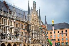 Hall в Мюнхене Стоковые Изображения