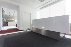 Hall в офисе стоковые изображения rf