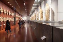 Hall в Dell Опере del Duomo Museo, Флоренсе Стоковое Фото