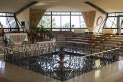 Hall для проповедей стоковая фотография rf