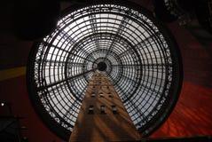 Hall круга Стоковое Изображение RF