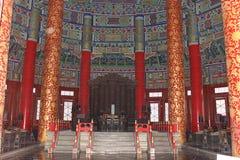 Hall молитвы для хороших сборов, Temple of Heaven Стоковое Фото