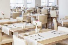 Hall ресторана Стоковые Изображения RF