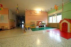 Hall школы для детей без детей Стоковые Фотографии RF