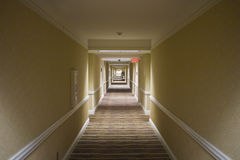 Hall. Modern hotel hall. neutral colors Royalty Free Stock Photos