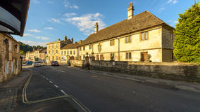 Hall Almshouses A royalty free stock image