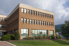 Ходок Hall на ASU Стоковое Изображение