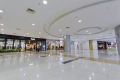 Hall av den robinson shoppinggallerian Fotografering för Bildbyråer