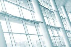 Hall av flygplatsen Arkivfoton