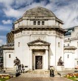 Hall av minnesmärken för minnesBirmingham krig som bygger HDR Arkivbilder