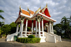 Hall Buddha Royalty-vrije Stock Foto's