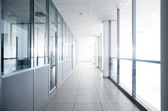 Business centre Stock Image