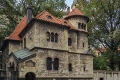 Hall cérémonieux juif, Prague images stock