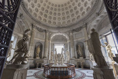 Hall of the Chariot, Vatican Royalty Free Stock Photography