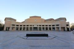 Hall commémoratif centenaire d'amphithéâtre d'Université de Pékin, adobe RVB image stock