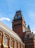 Hall commémoratif, Université de Harvard photos libres de droits