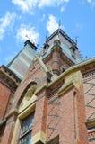 Hall commémoratif, Université de Harvard, Cambridge, mA image libre de droits