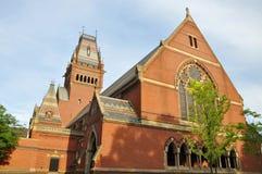 Hall commémoratif, Université de Harvard, Cambridge, mA images stock