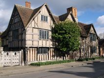 Hall Croft, Avon, Anglia, UK zdjęcie royalty free