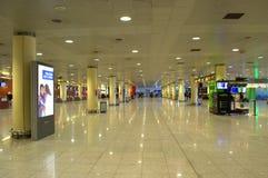 Hall d'aéroport Image libre de droits