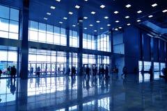 Hall d'affaires Image libre de droits