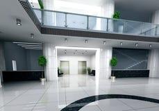 Hall d'affaires