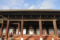 Hall d'Amida de temple de Nishi Hongan Image libre de droits