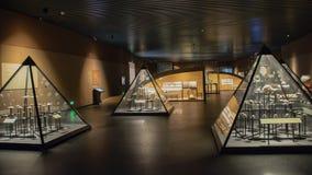 Hall d'exposition d'intérieur Image stock
