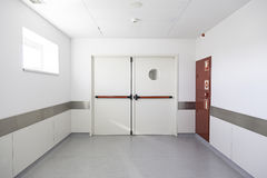 Hall d'hôpital profond Image stock