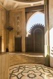Hall d'intérieur Hassan 2 Photographie stock libre de droits