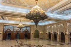 Hall d'intérieur Hassan 2 Photo libre de droits