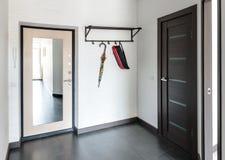 Hall dans l'appartement Photos libres de droits