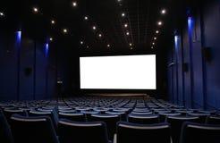 Hall de cinéma Photos stock